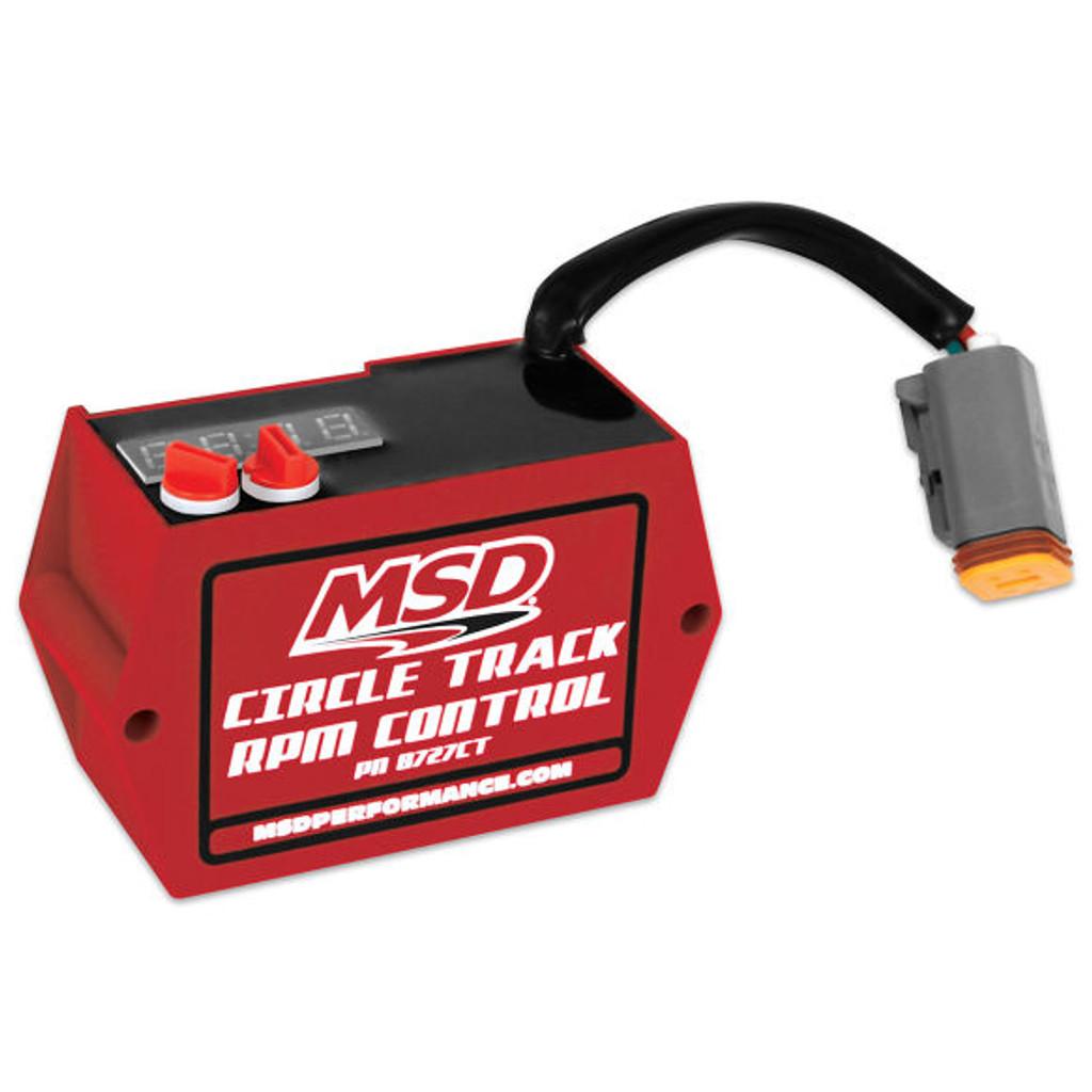 MSD 8727CT HEI Digital Rev Limiter Soft-Touch (MSD-8727CT)