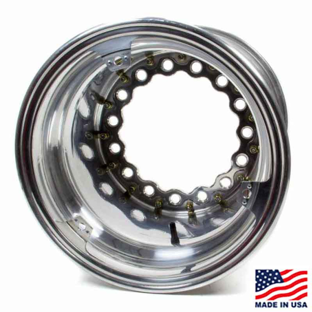 Wide 5 Standard Wheel w/ Proring 15x14x5 by Keizer Wheels (MW15145PR)