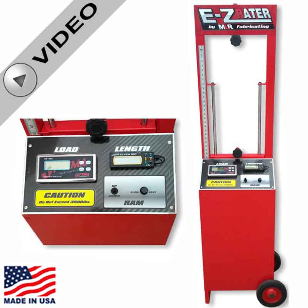 E-Z Rater Coilover Load Rater (EZ-Rater)