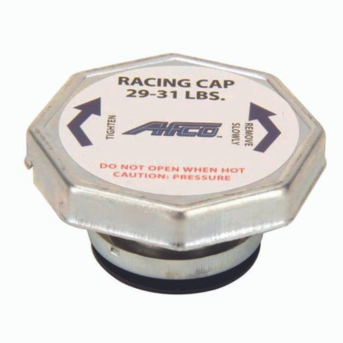AFCO Racing Radiator Cap: 29-31 lbs. (80050)