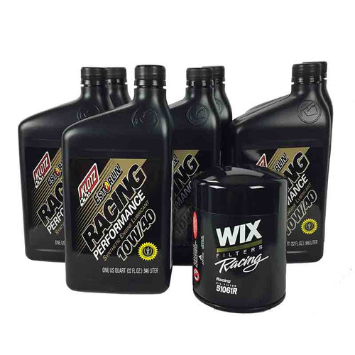 Klotz Oil Change Kit