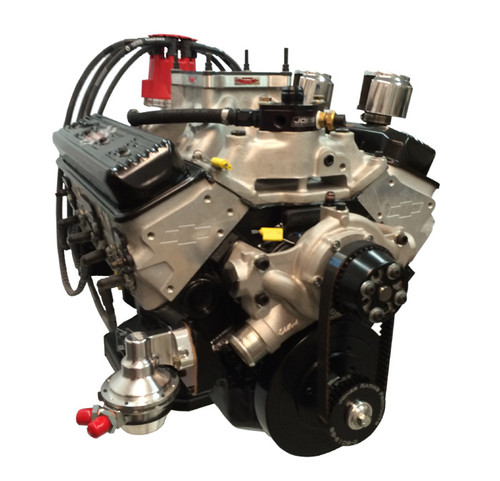 GM604 by Hendren Racing Engines, some optional accessories shown