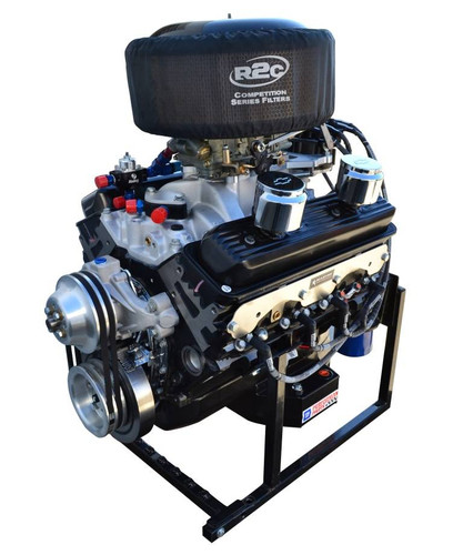 GM 602 Sprint Car Crate Engine - Fully Dressed