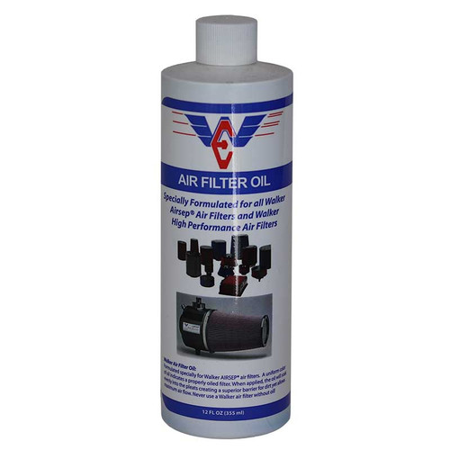 Walker Performance Air Filter Oil - 12 oz (WP-OIL12)