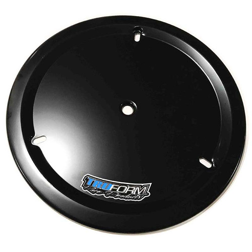 Truform Aluminum Wheel Cover - Black