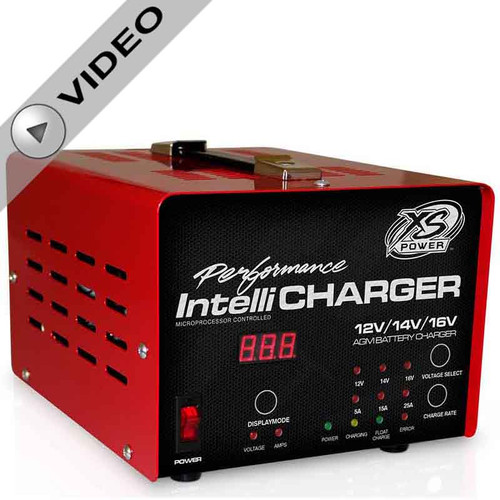 XS Power Performance IntelliCharger - XS-1005