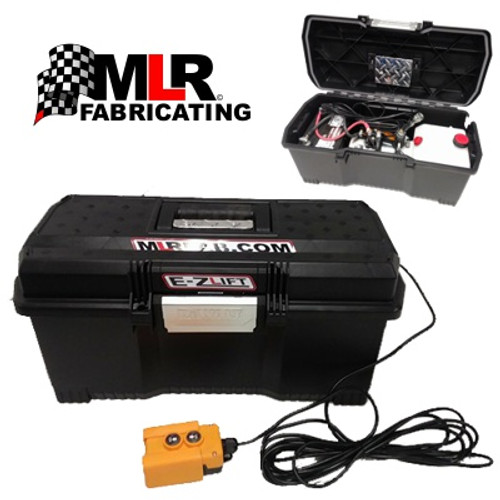EZ-Lift Deluxe - 12V Model with Pump in Box & Hose