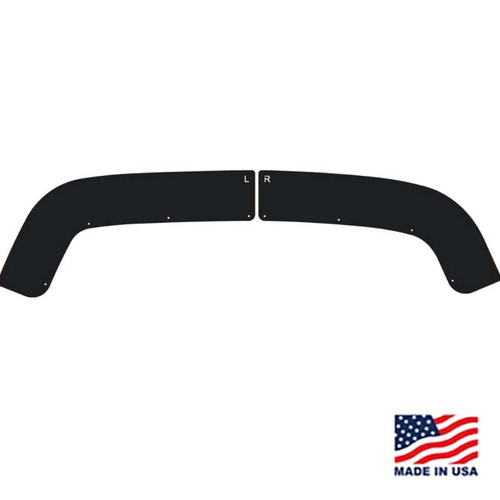 """AR Dirt Nose Splitter Supports for Air Speed Nose - 3/8"""" x 6"""" Support"""