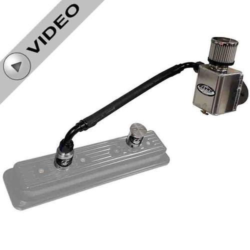 Kevko K9085 Remote Breather Kit