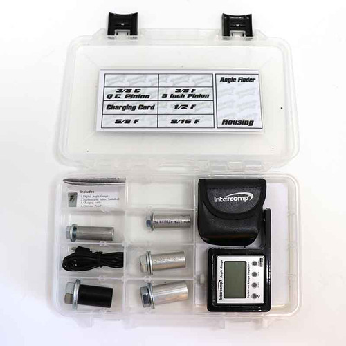Inside View Complete Caster Gauge Kit