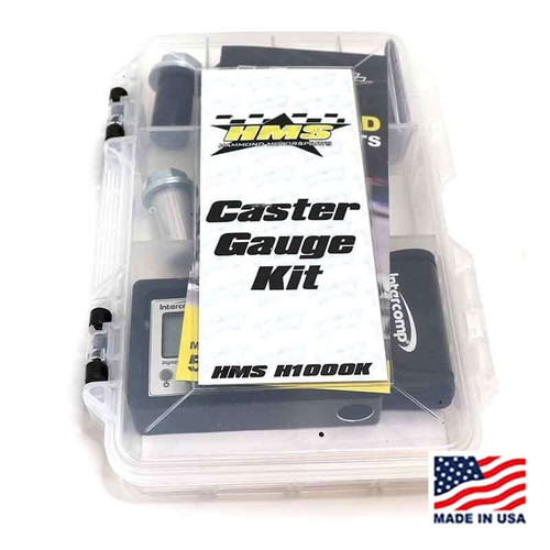 Complete Caster Gauge Kit