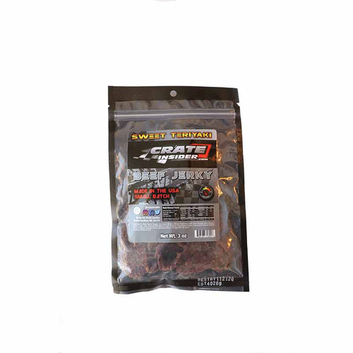 Crate Insider Beef Jerky