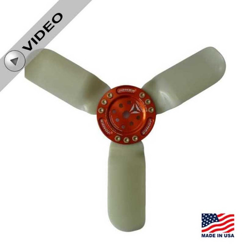 "Jones 19"" 3-Blade Fan WP-9104-19-H3"