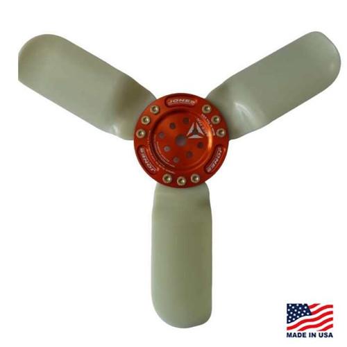 """Jones 19"""" 3-Blade Fan WP-9104-19-H3"""