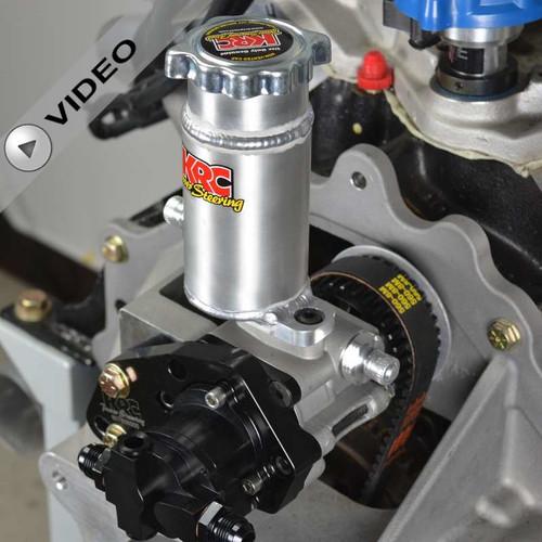 KRC Rear Mount Tandem Pump KRC-ESP-10096882