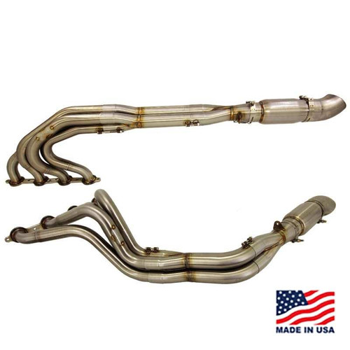 ProFab Stainless Steel CT525 DLM Header Set PF-H0622A1