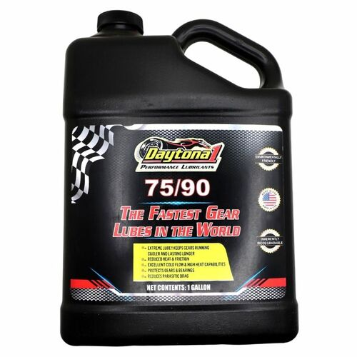Daytona 1 75/90 Gear Oil - Gallon (D1-7590-GA-IN)