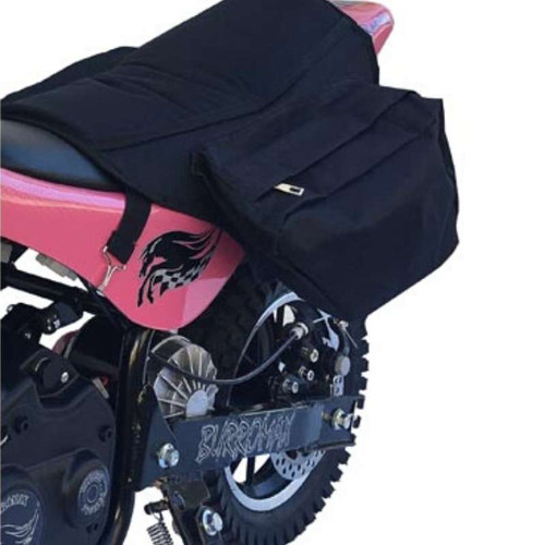 Burromax Electronic Minibike Saddle Bag TT Series (BM-16032)