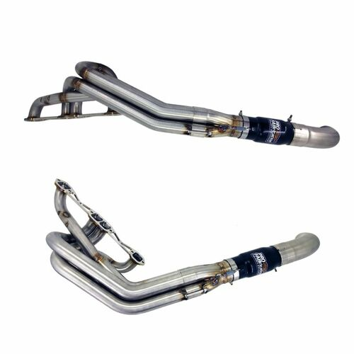 ProFab GM602 CRUSA Street Stock Crossover Stainless Header Kit (PF-H07241A-KIT)