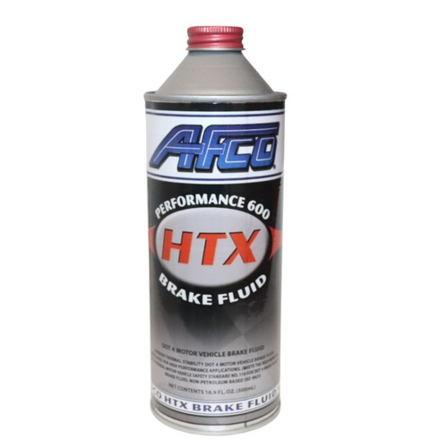 AFCO Brake Fluid Ultra HTX 16.9 Oz. Steel Can (AFCO-6691903)