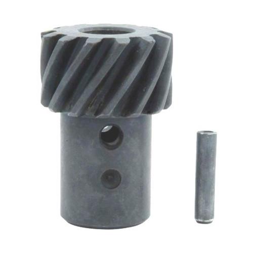 Allstar Distributor Gear, 0.491 in Shaft, Iron, Chevy V6 / V8 (ALL-81308)