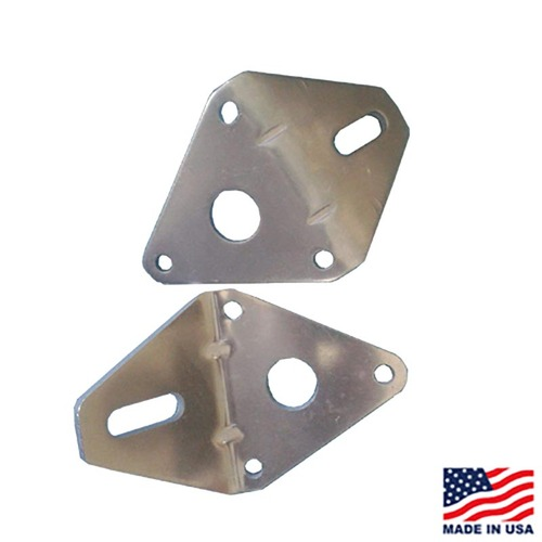 Aluminum Motor Mounts by Crate Innovations (CII-80651)