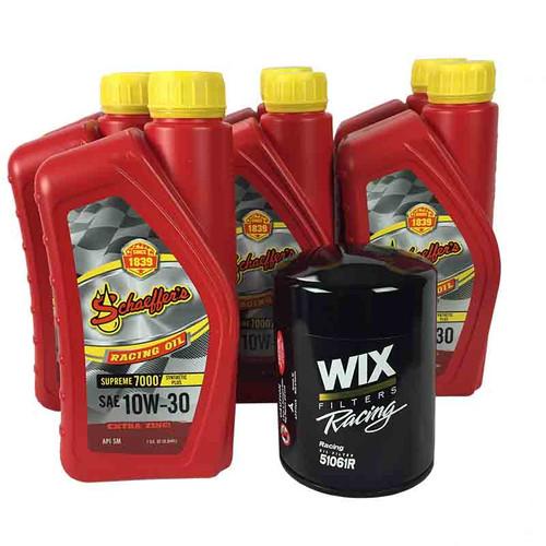 Schaeffer 709 Oil Change Kit