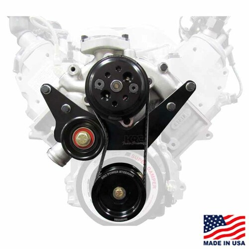 CT525 Complete Front Drive Kit w/WP, Tensioner, Water Bypass, Engine Mounts, & Pulleys (KIT-77525200)
