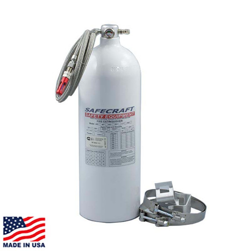 Safecraft Automatic Fire Suppression System (AT10-HEG)
