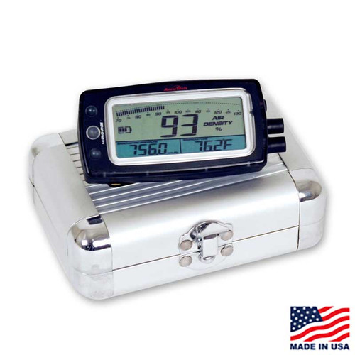 Digital Air Density Gauge 70%-130% by Longacre Racing Products (50887)