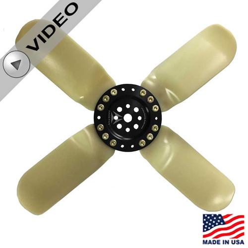 4-Blade Race-Fan