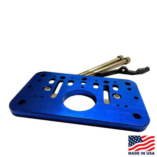 Willy's Rollover Plate Kit - 2 Barrel Carb (WCD4000)