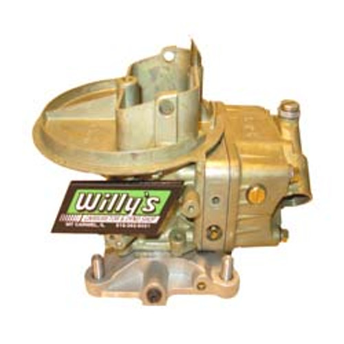 Willy's Carbs - 500 cfm E-85 2 Barrel 4412 Carburetor