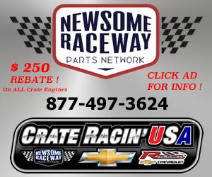 Newsome Raceway Parts