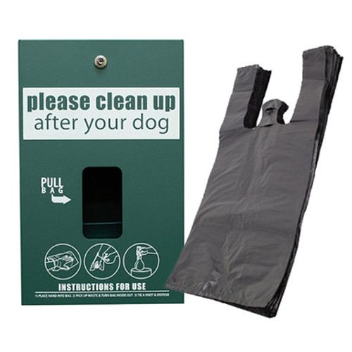 EZ-Tie Hanging Bag Dispenser