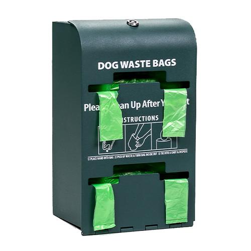 Tie-Handle Bag Dispenser