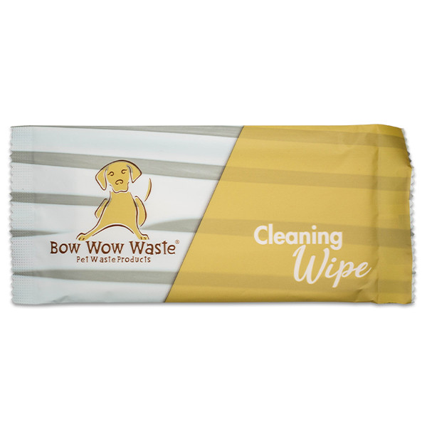 Cleansing Wipes--Single Packet   200/cs