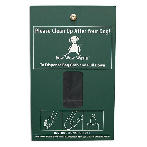Single Dispense Bag Dispenser