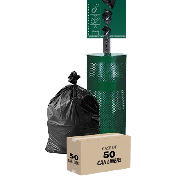 Waste Can Liner –Box of 50