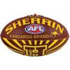 Hawthorn Alpha Sherrin Synthetic Football - Size 3