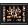 Hawthorn 2018 Brownlow Medallist Signed Framed Lithograph Master Class- Tom Mitchell