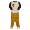 Hawthorn FC Toddler Long Sleeve PJs