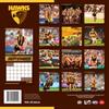 Hawthorn Calendar 2020 - 16 Month