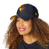 Hawthorn FC New Era 9Forty Media Cap Navy