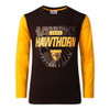 Hawthorn FC Winter 2020 Youth Long Sleeve Tee
