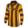 Hawthorn Football Club 100% Merino Wool Originals Guernsey 1991 - Long Sleeve Jumper