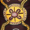 Hawthorn Football Club adidas Adult Indigenous Guernsey