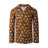 Hawthorn Football Club Men's Flannelette PJ Set