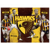 Hawthorn Football Club 4 Player Puzzle