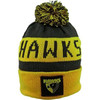 Hawthorn  Football Club Bar Beanie